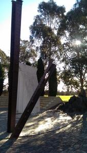 Greek memorial